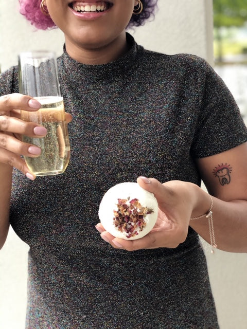 Bath Bombs & Prosecco - September Nail Salon