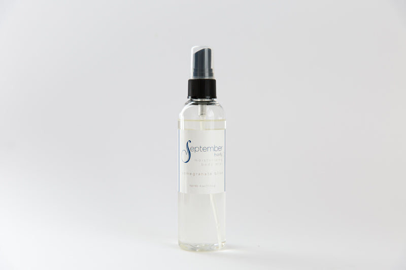 Moisturizing Body Mist - September Nail Salon