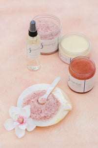 Pomegranate Bliss Bath Spa Set