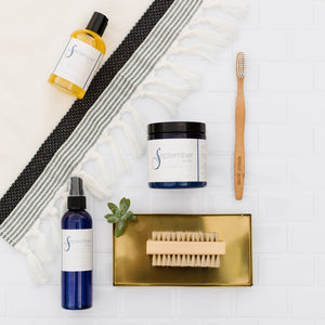 Men's Sugar Scrub Set - September Nail Salon