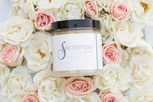 Sugar Scrub - September Nail Salon