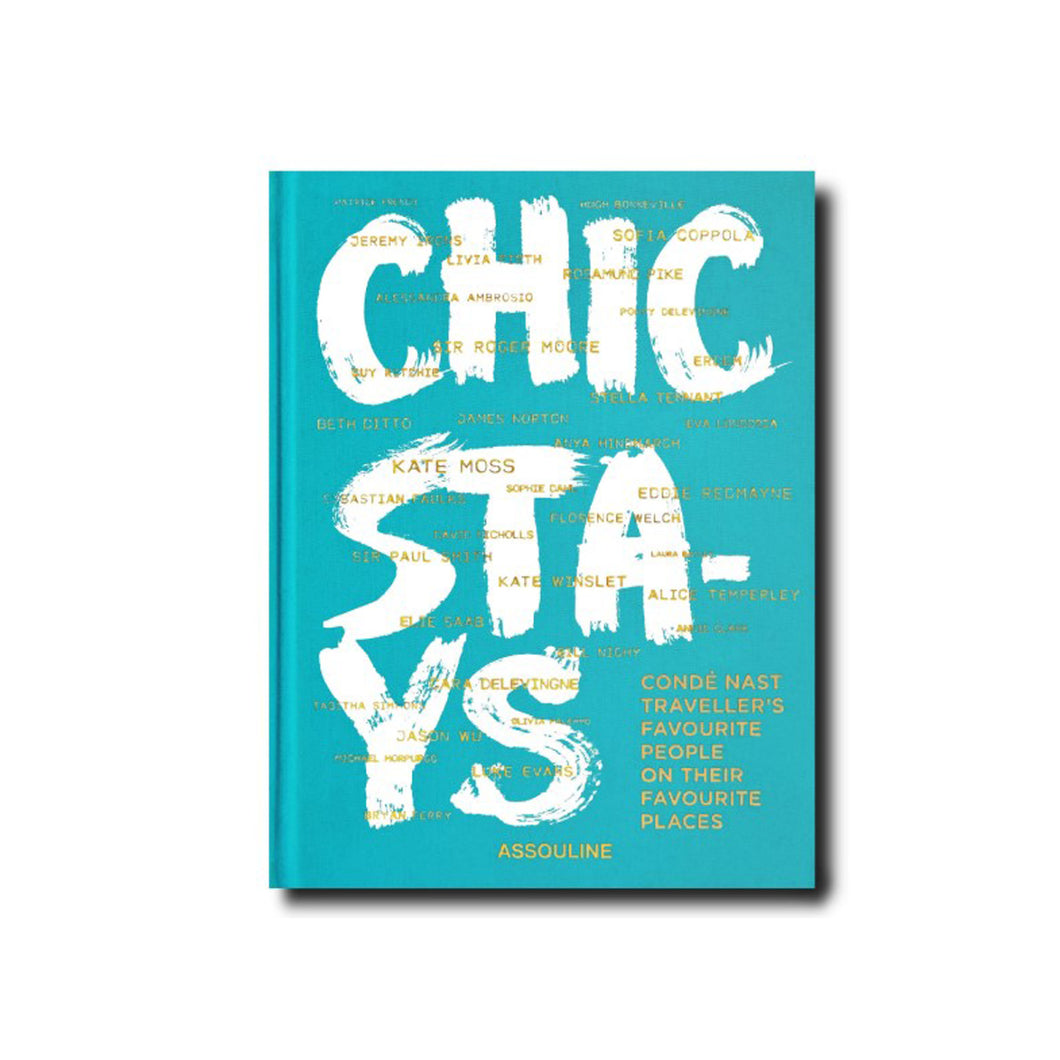 Chic Stays Coffee Table Book