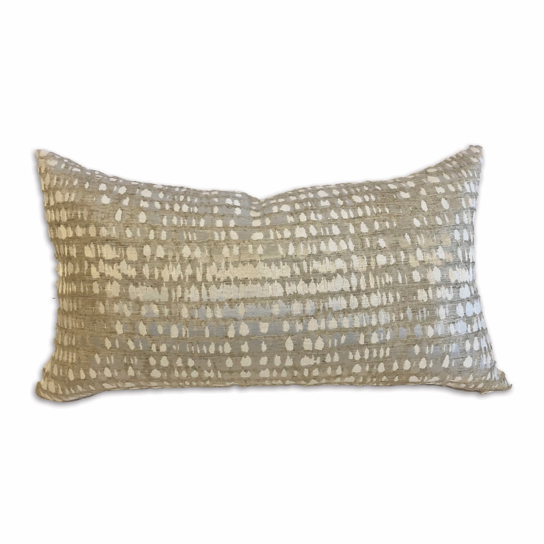 Speckle Lumbar Pillow