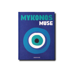 Mykonos Muse Coffee Table Book
