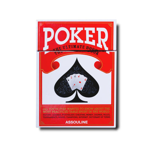 Poker: The Ultimate Guide Book