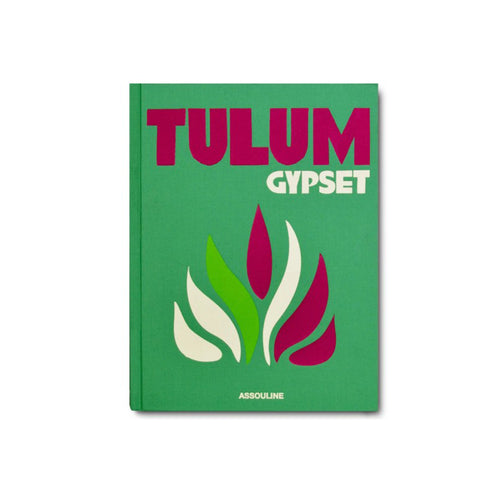 Tulum Gypset Coffee Table Book