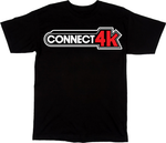 CALI PLUG 'CONNECTED 4K' T-SHIRT
