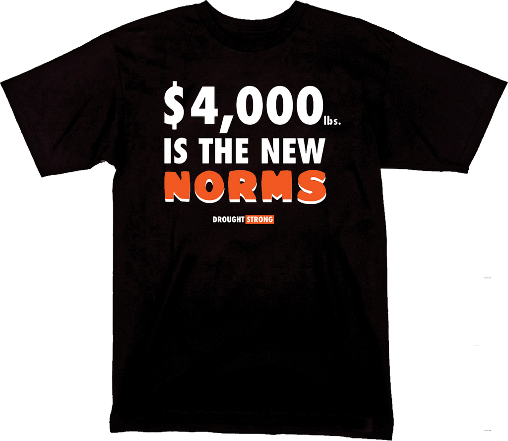 CALI PLUG $4000 is the New Norms' T-SHIRT