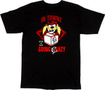 CALI PLUG IN TOWNZ GOING CRAZY T-SHIRT