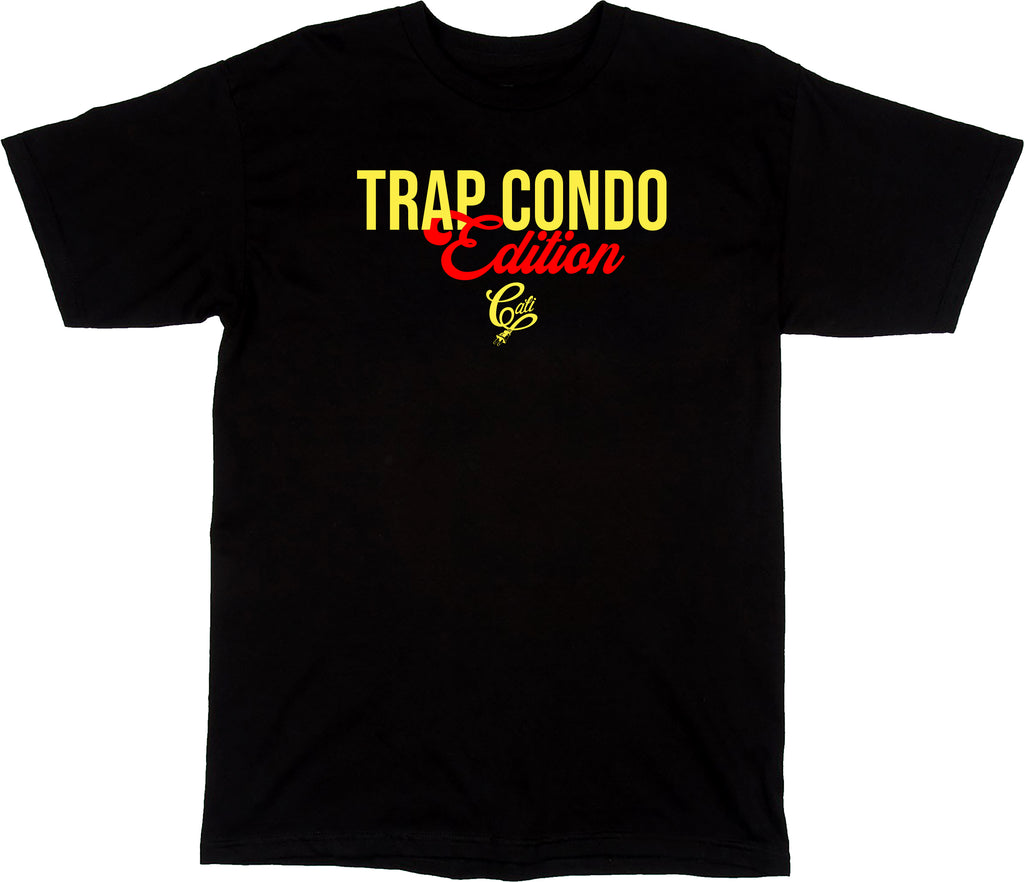 CALI PLUG 'TRAP CONDO EDITION' T-SHIRT
