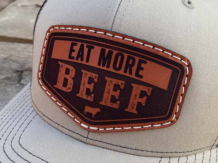 """Eat More Beef"" - WR Original Line"