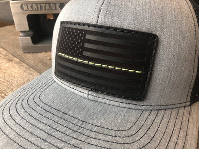 Thin GREEN Line - Military Support Hat