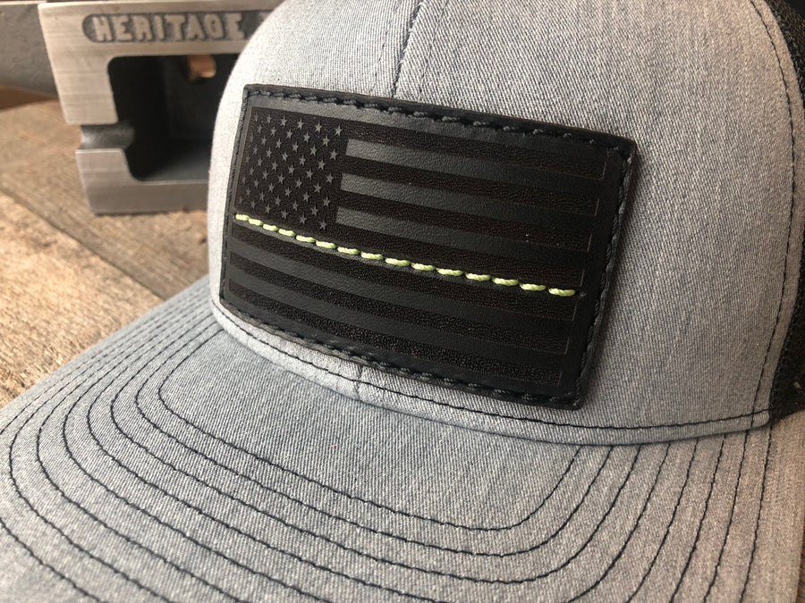 Weston Ryder Original - Thin Green Line Hat