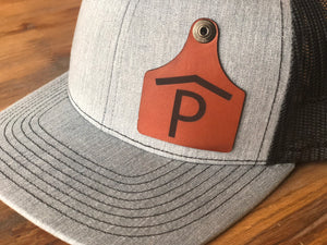 Men's Custom Cattle Tag Hats