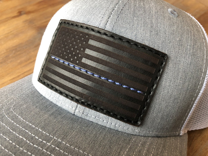Weston Ryder Original - Thin Blue Line Hat
