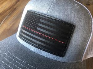 Weston Ryder Original - Thin Red Line Hat
