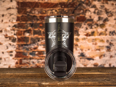 YETI Rambler with PBR logo