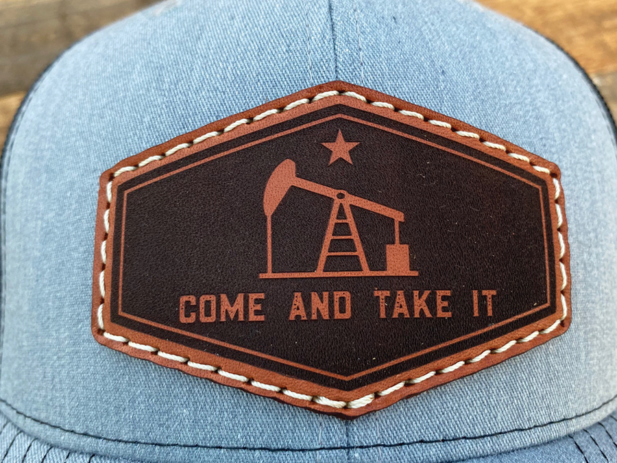 """Come & Take It - Pumpjack"" - WR Original Line"