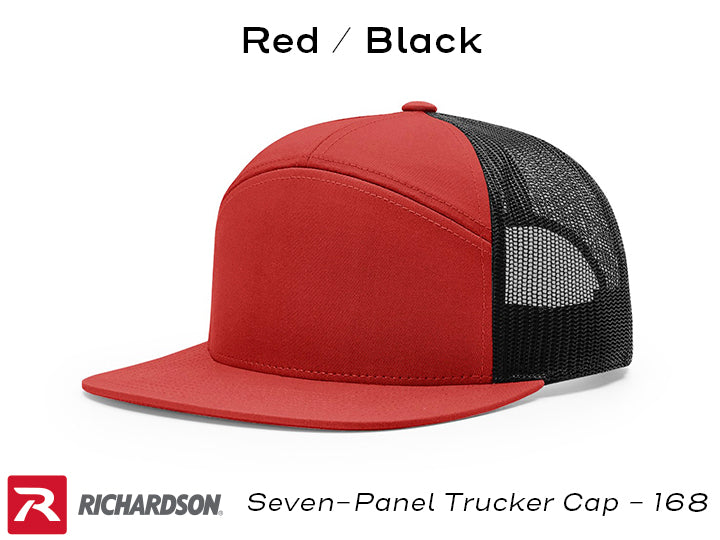 Leather Hashtag Black Patch Engraved Trucker Hat One Legging it Around #nessel