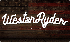 Weston Ryder Gift Card