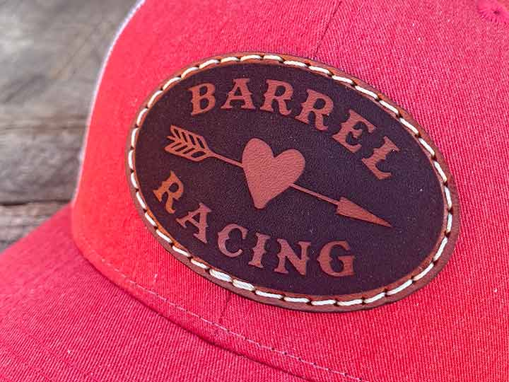"""Barrel Racing"" - WR Original Line"
