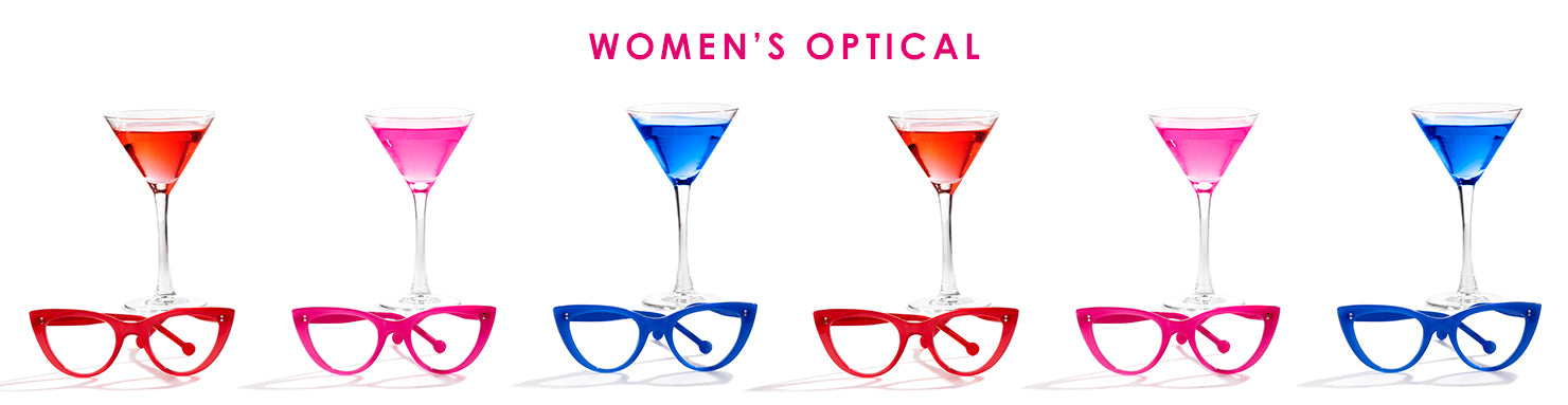 WOMEN'S OPTICAL - Colors in Optics