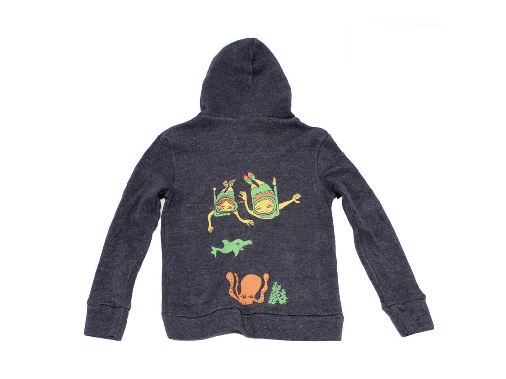 Snorkel With Friends Hoodie