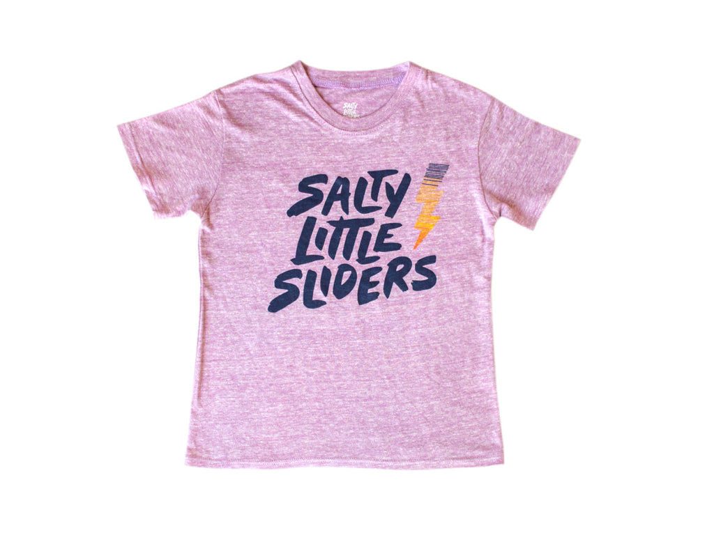 Salty Little Sliders Logo Tee