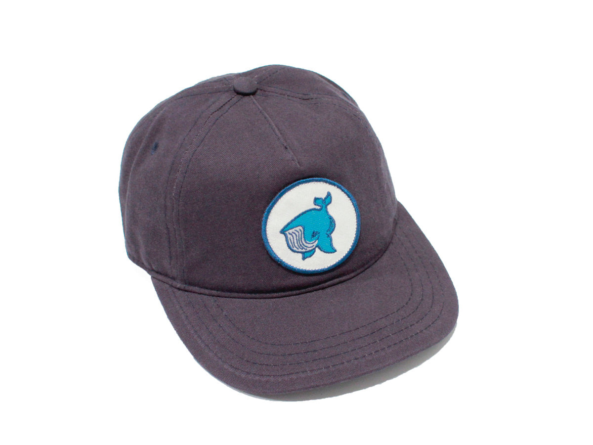 Whale Patch Hat