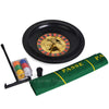 Image of PARTY! Roulette Set With 60pcs Poker Chips Roulette Table Cloth Rulet Roleta - casinomegastore