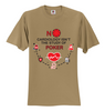 Image of BEST BUY! Funny Cardiology Caption Unisex T-shirt 12 Colors, 8 Sizes! - casinomegastore