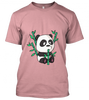Image of Panda Invasion Baby Panda Unisex T-Shirt - casinomegastore