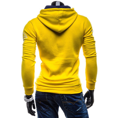 Winter Fashion Glorious Player Men's Casual Hoodie, Pullover - casinomegastore