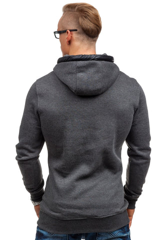TOP Poker Hoodie! Men's Fleece Sportswear Warm Fashion Printed Sweatshirt - casinomegastore