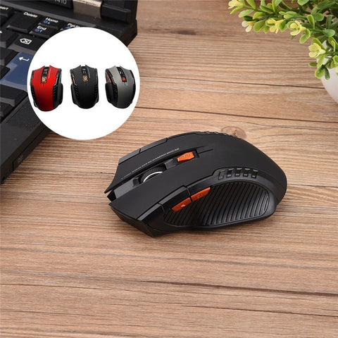 STEAL This! 2.4Ghz Mini Wireless Optical Gaming Mouse & USB Receiver For PC Laptop - casinomegastore