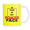 Image of GREAT Quality! Poker Caption Mug, Perfect Gift for Your Poker Friends! - casinomegastore