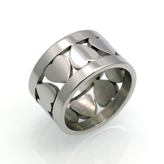Love! Ten Hearts Ring For Women