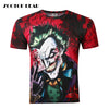 Image of New Joker Poker 3D Print T Shirt Men Fashion - casinomegastore