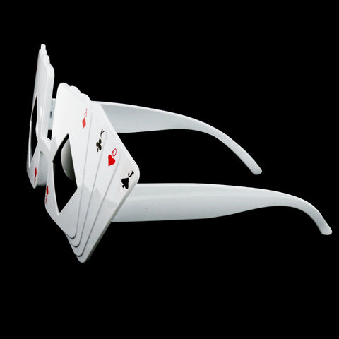 Sunglasses Hot Sale! Funny Poker Glasses/Goggles Party Accessories - casinomegastore