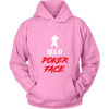 Image of Poker Face! Unisex Sweatshirt HOODIE - casinomegastore