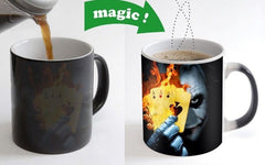 The Sensational Color Changing  Joker Mug Will Bring a Smile to Your Face!
