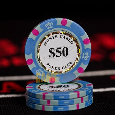Ceramic Poker Chips