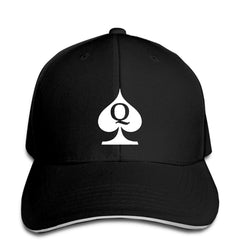 Baseball Cap Queen Of Spades