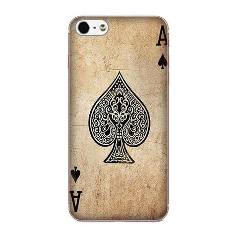 Ace Of Spades From Pack Of Playing Poker Cards For Xiaomi Redmi Mi