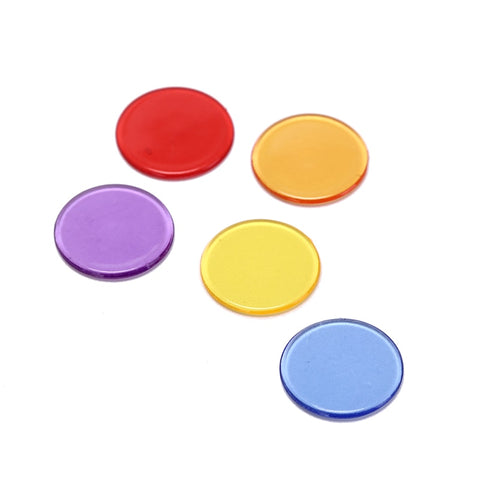 Plastic Poker Chips - casinomegastore