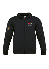 HOT SALE! Pokerstars PS Zipper Hoodie * EPT * Championship * BEST QUALITY!