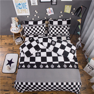 Fashionable Casino Bedding/Duvet Cover Set Queen King Double Full Single XL Linen Bed 3/4pcs - casinomegastore