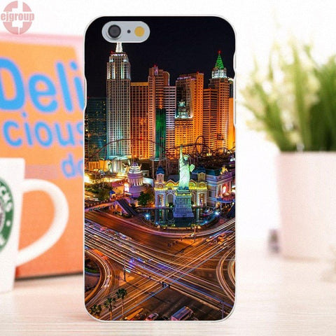 Unique Phone Cover/Case For Apple iPhone 6 6S 4.7 inch Casino In Las Vegas And Atlantic City - casinomegastore