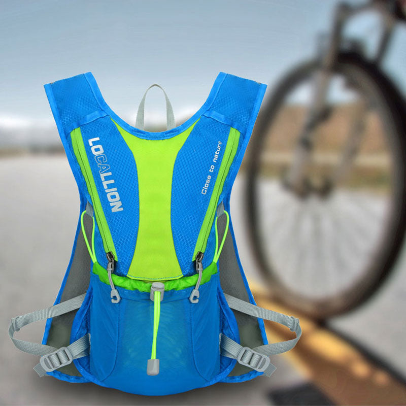 New Backpack Runner Ultralight mini Bicycle Backpacks 10 colours