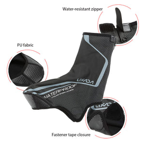 Waterproof Cycling Shoe Cover Warm MTB Road Bicycle Bike Overshoes Thermal Boot